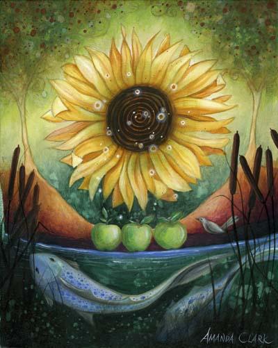 amanda clark  art gallery