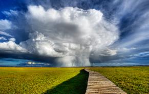 Atomic Cloud by Hendrik Tio