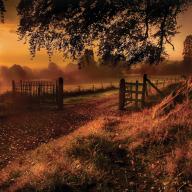 Autumn Sunrise by Gary McParland