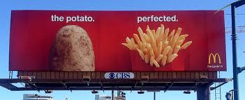 Potatoe Perfected (CBS sponsored)
